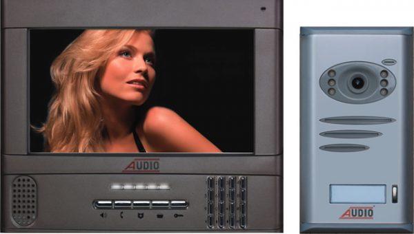 Bodrum Görüntülü Kapı Diafonu Intercom